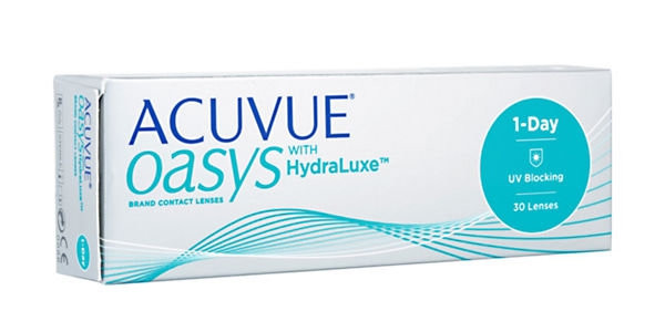 Oasys 1- Day with HydraLuxe