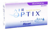 AIR OPTIX AQUA MULTIFOCAL 3ШТ